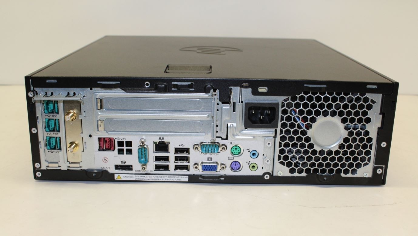 Hp Rp5800 G850 4gb 500gb Pos F3n60us Computer And Server