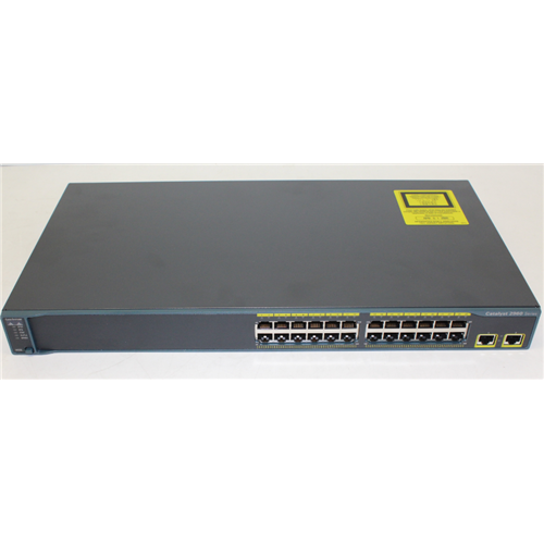 how to connect to catalyst 2960 switch