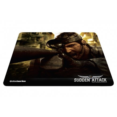 SteelSeries 63047 QcK Sudden Attack Mouse Pad