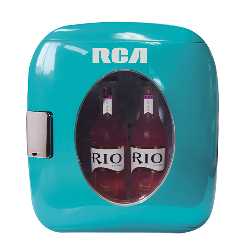 Frigidaire 12 Can Cooler Turquoise