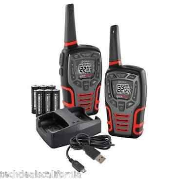 Cobra CXT595 2 Way Radio Weather Alert