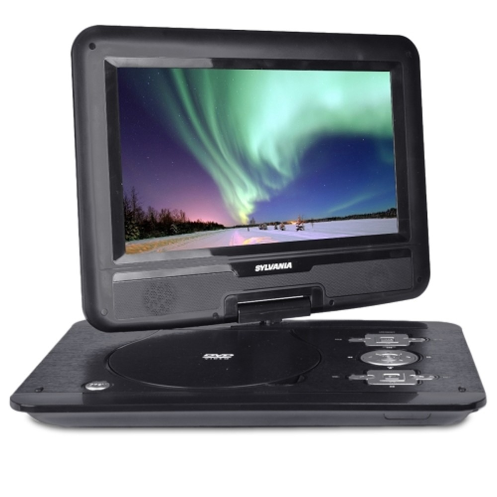 SYLVANIA SDVD1032 Portable DVD Player