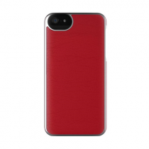 Adopted LeatherCase Iphone 5/5S Scarlet