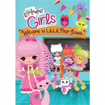 Lalaoopsy Girls DVD