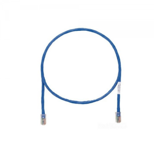 PANDUIT UTP 9ft CAT-5E Blue Patch Cord