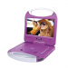 "Sylvania SDVD1052-purple 10"" DVD Player"